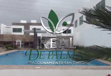 Inauguran alberca en Real de Palmas Residencial