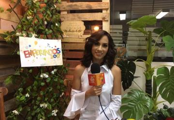María Fernanda Bates embajadora de Tenosique compartió anécdotas con Diario Presente