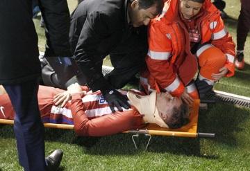 Fernando Torres da terrible susto; tiene traumatismo craneoencefálico