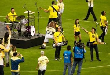 Jorge DAlessio revela que América pidió himno similar al Sevilla