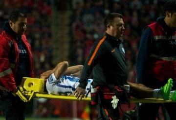 Chucky Lozano se lesiona y prende alarmas en Tuzos