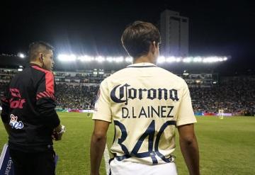 Diego Lainez debuta con América a los 16 años de edad