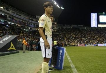 Diego Lainez, es el tercer americanista más joven en debutar en Primera División