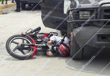 Policía y motociclista mueren en balacera en Cárdenas