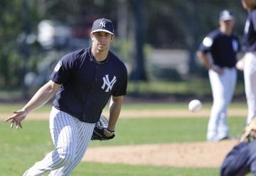 Luis Enrique Cessa cerca del roster de los Yankees en ´17