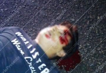 Fallece corredor en la vía Paraíso-Comalcalco