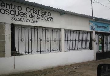 Habitantes de Nacajuca denuncian escándalo en Templo Cristiano