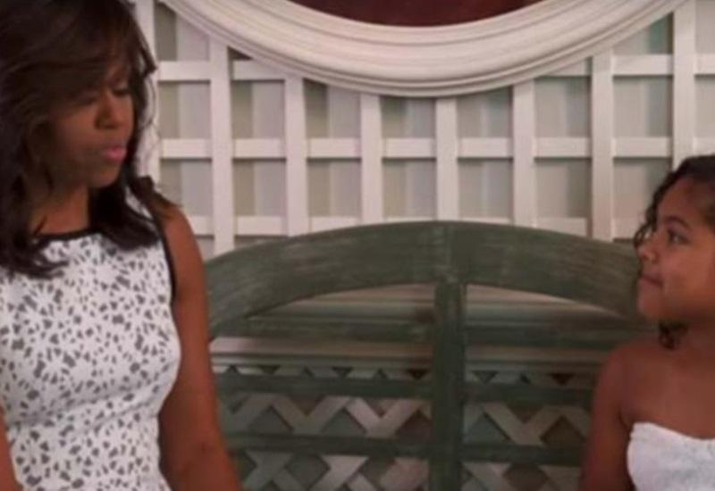 Michelle Obama aconseja a una pequeña de Master Chef Junior