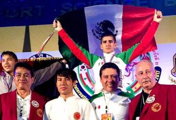 Tabasqueño gana medalla de oro en Tailandia