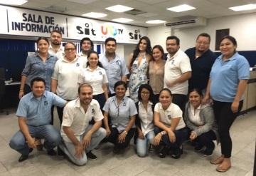 Me gusta difundir la riqueza de Tabasco: Embajadora de Comalcalco 2017