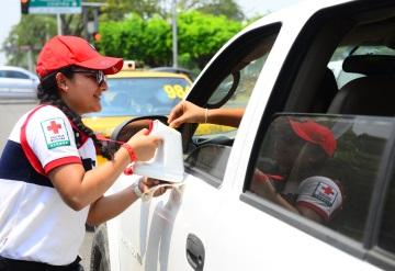 Cruz Roja inicia recolecta en Tabasco; buscan reunir 10 mdp