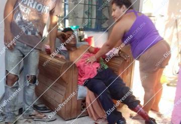 Se pelean por el amor de una mujer y termina apuñalado en Villahermosa