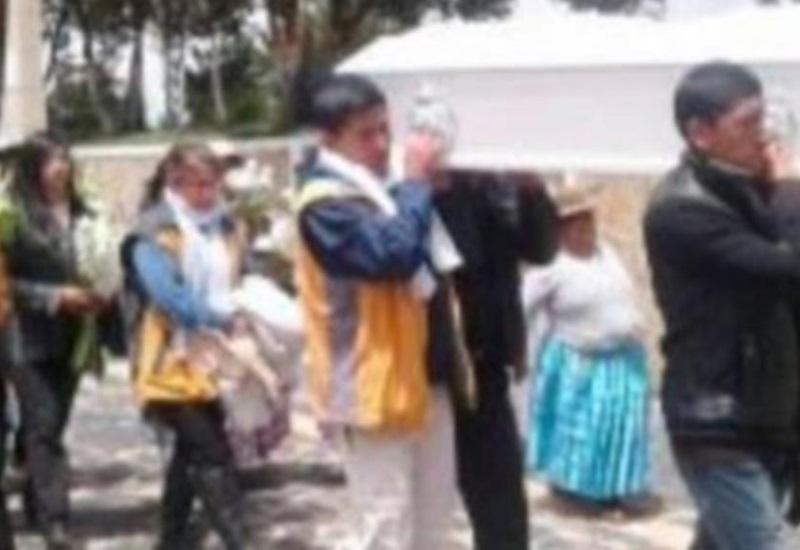 Eva: Niña boliviana que murió por desnutrición y en la extrema pobreza