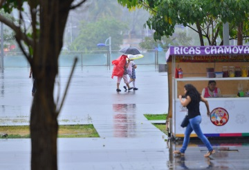 Pronostican llovizna para este domingo en Tabasco