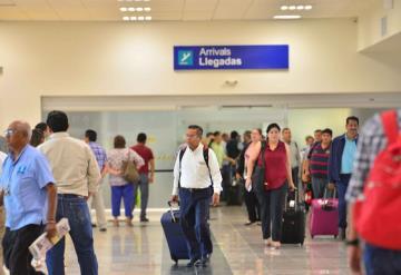 Aumenta 80% movilidad de pasajeros en aeropuerto de Villahermosa