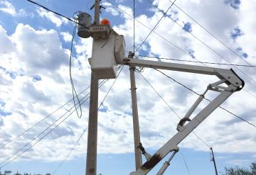 Suspensión de electricidad para este martes en Villahermosa