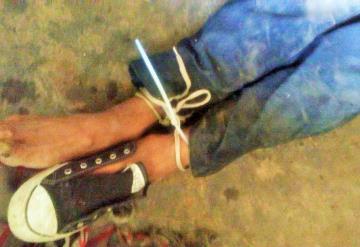 Hombre de 60 años muere asfixiado por presuntos secuestradores