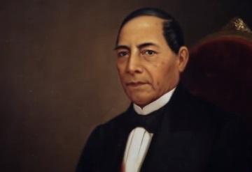 Un 21 de marzo de 1806. Nació Benito Juárez García