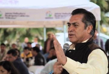 Asegura El Bronco querer emular a Benito Juárez
