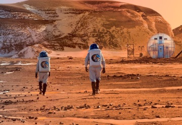 Donald Trump firma ley para otorgar fondos a la NASA y enviar humanos a Marte en 2030