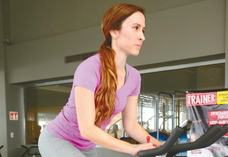 Andrea Lozano Diblidox nos ayuda a tonificar el cuerpo