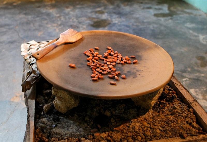 En esta hacienda cacaotera de Tabasco los turistas podrán hacer su chocolate