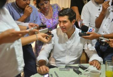 Mañana asume Jucopo Federico Madrazo