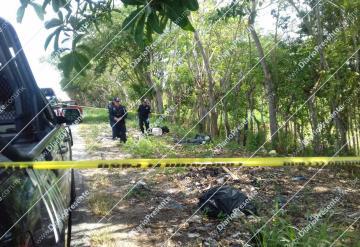 Encuentran un cadáver descuartizado en la carretera Villahermosa-Frontera