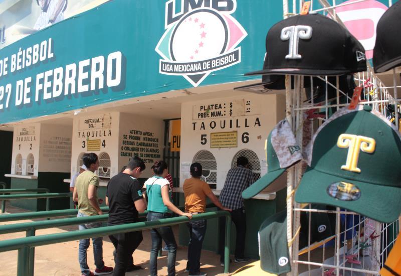 Afición olmeca responde a venta de boletos para juego inaugural