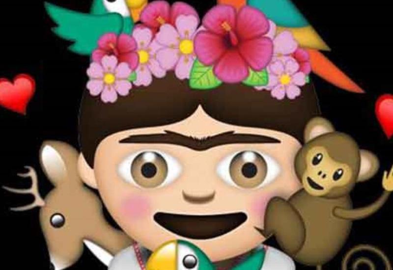 Crean emojis de Frida Kahlo, o mejor dicho: FridaMojis
