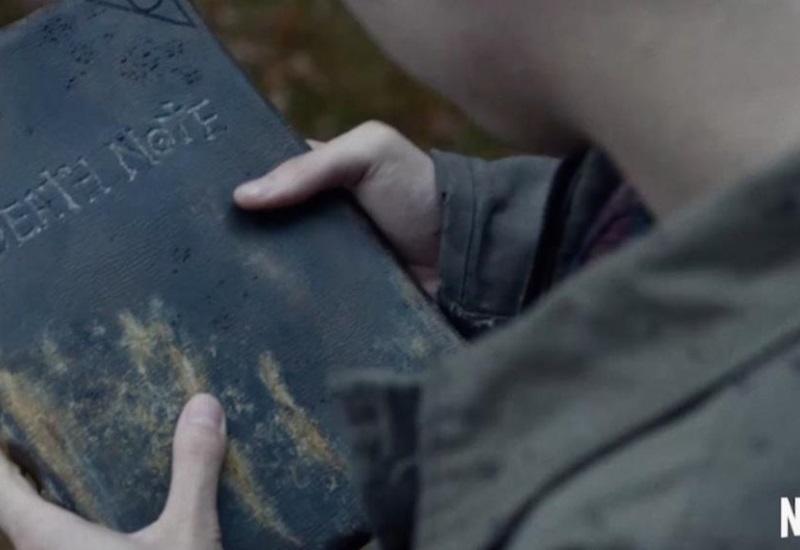 Death Note llega a Netflix