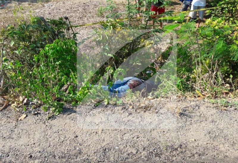 Cuerpo de sujeto apuñalado fue encontrado en la vía Buena Vista