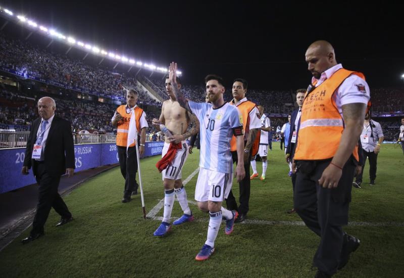 Messi se pierde los siguientes cuatro juegos por sanción de la FIFA