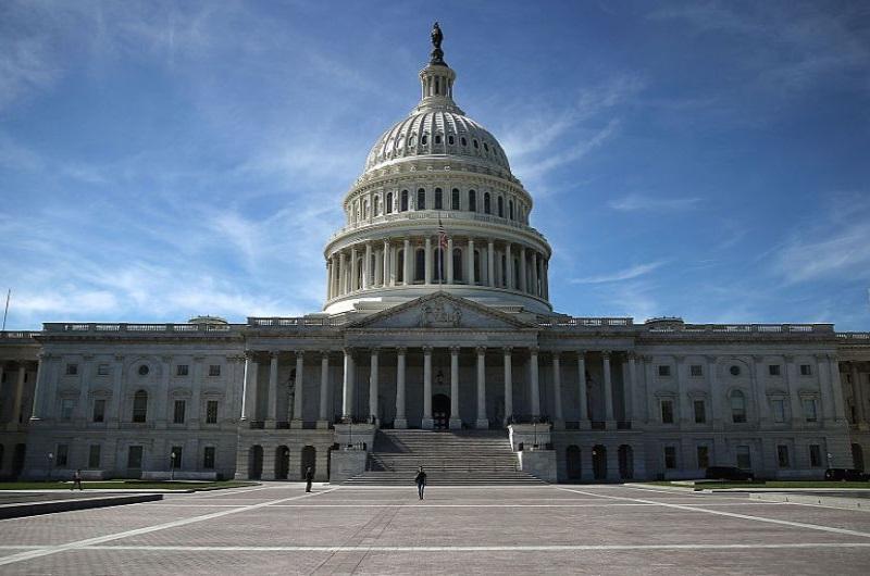 Tiroteo en inmediaciones del Capitolio en Washington; un detenido