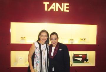 Nena Colorado y Alejandra Haddad presentan la nueva temporada de TANE