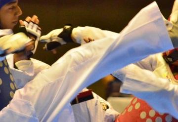 TKD tabasqueño lograron 25 lugares para la Olimpiada Nacional 2017