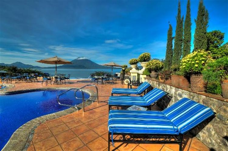 Conoce panajachel el para so tur stico de guatemala donde for Piojos piscina