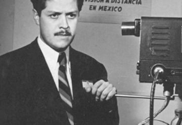 Un 18 de abril de 1965 fallece Guillermo González Camarena, padre de la TV a color