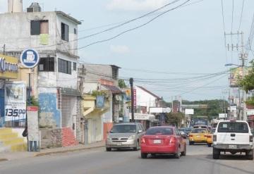 Las tres colonias con más asaltos en Villahermosa