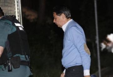 Ignacio González ex presidente de la Comunidad Madrid, detenido por presunta corrupción