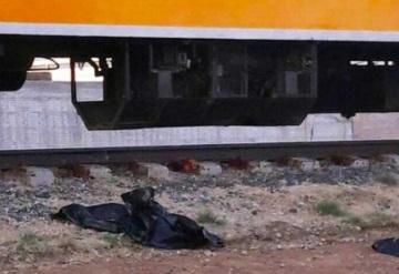 Madre se suicida junto con sus hijos sentándose en vías del tren