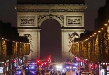 Policía y perpetrador mueren en tiroteo de París