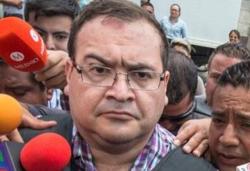 Javier Duarte rechaza ser extraditado a México