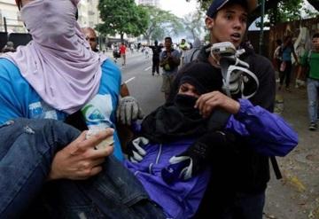 Van 20 muertos en protestas en Venezuela