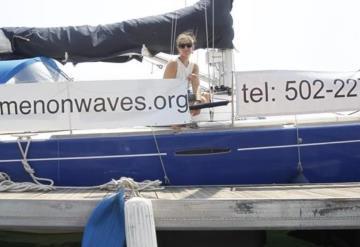 Barco holandés llega a México para realizar abortos gratuitos