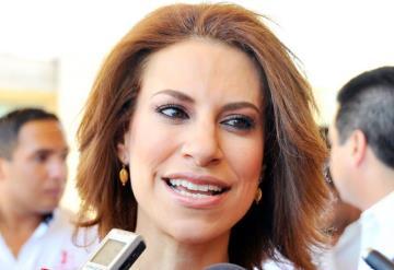 Karime Macías, esposa de Duarte señalada como parte de la red de corrupción