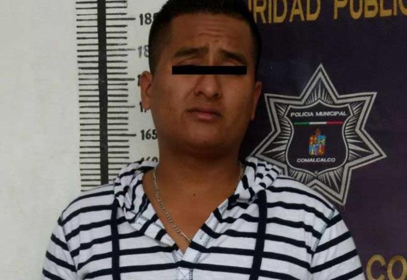 Hijo de diputado es detenido; le encontraron un arma