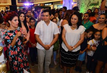 Martha Lilia López reconoce a Ecomoda como fomento al talento de Tabasco