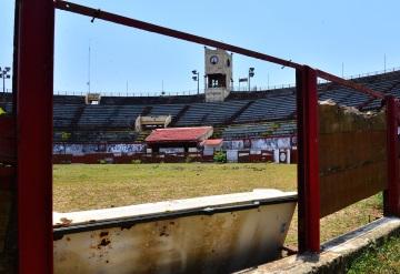 Plaza de Toros cumple 38 años y se encuentra en el olvido