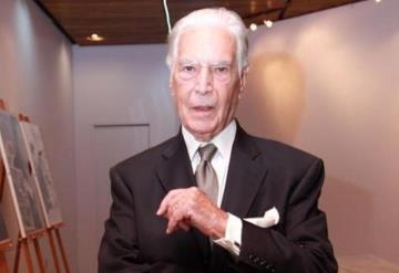 Fallece el actor Gustavo Rojo a la edad de 93 años